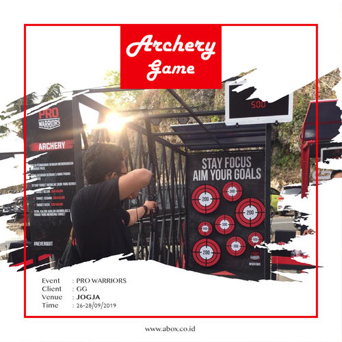 Rental Game Archery