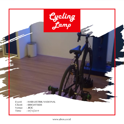 Cycling Lamp
