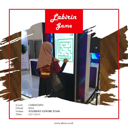 Labirin Game