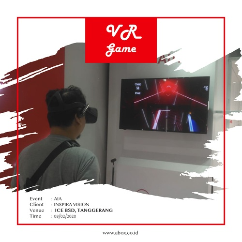 Event AIA VR Game